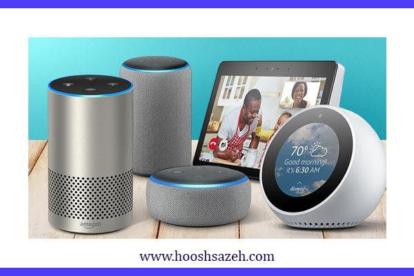 تجهیزات خانه هوشمند-هوش سازه