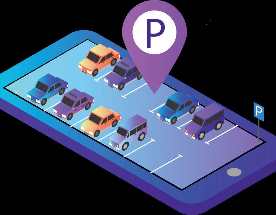 پارکینگ هوشمند-هوش سازه